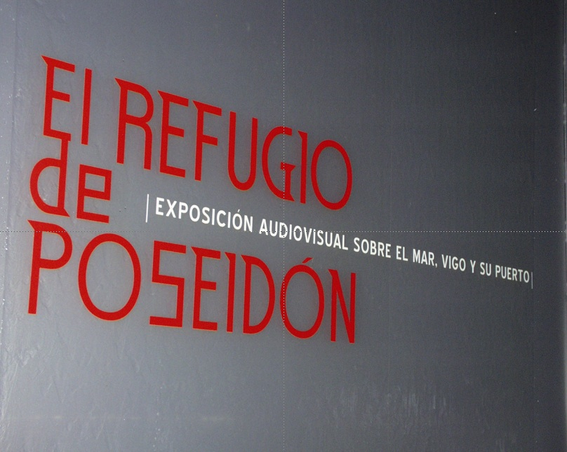 Logotipo de El refugio de Poseidón