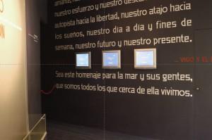 Acciones divulgativas en la sala interactiva