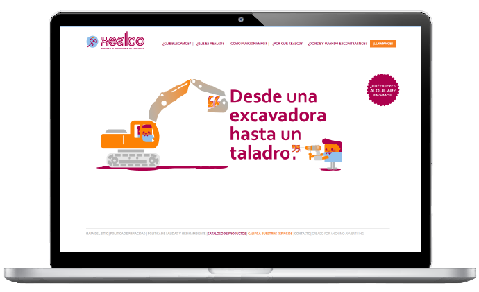 Xealcoo Web Creación web