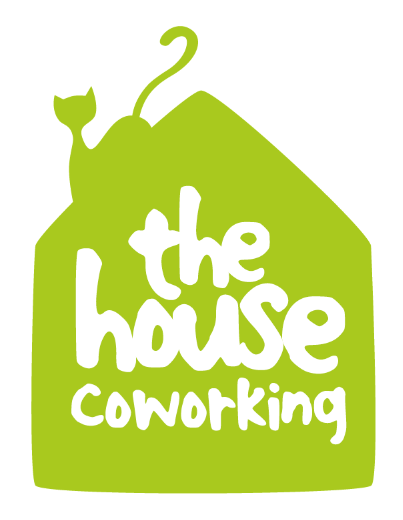The house coworking Vigo Identidad corporativa, elaborada por Anónimo Advertising