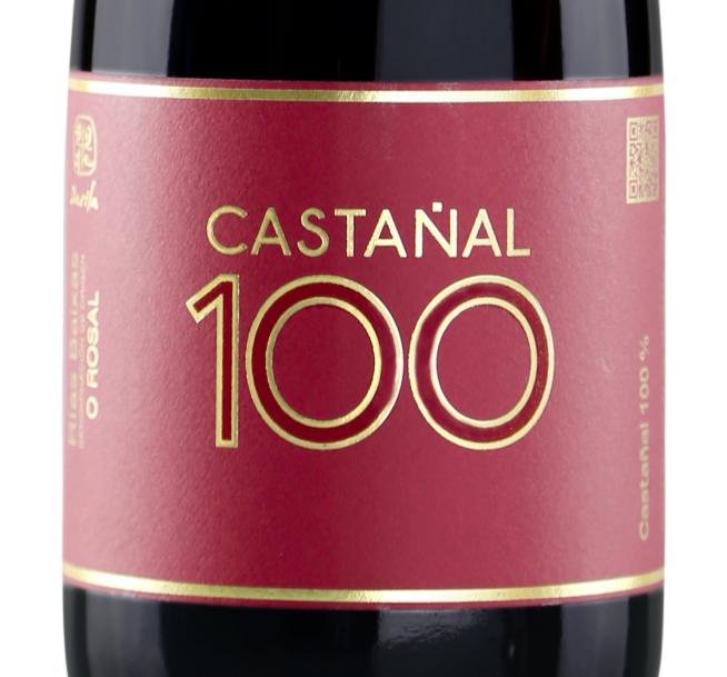 Etiquetas de vinos Davila Castañal de Adegas Valmiñor en Anónimo Advertising