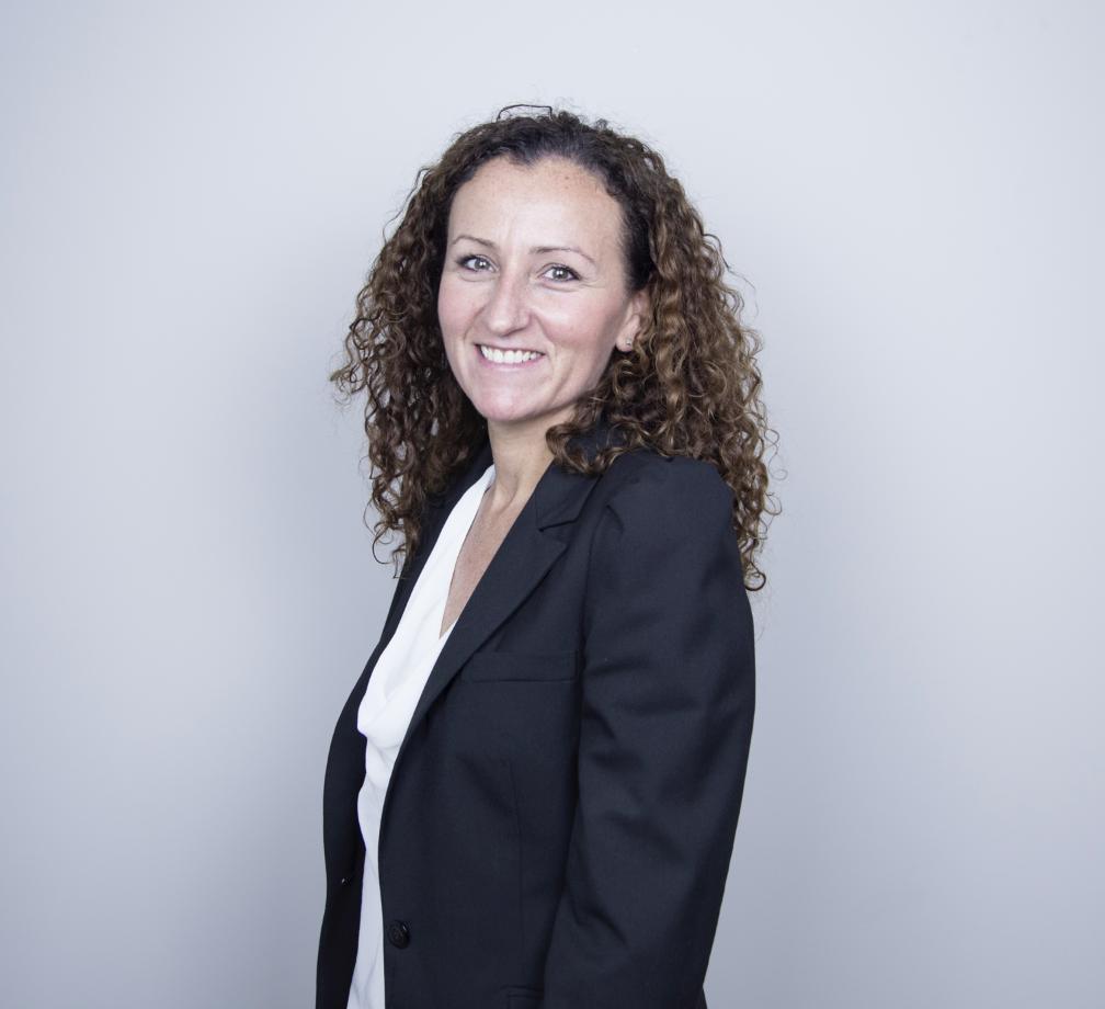 Nuestra guapa jefa de producción y gestión de cuentas, Ana Lozano