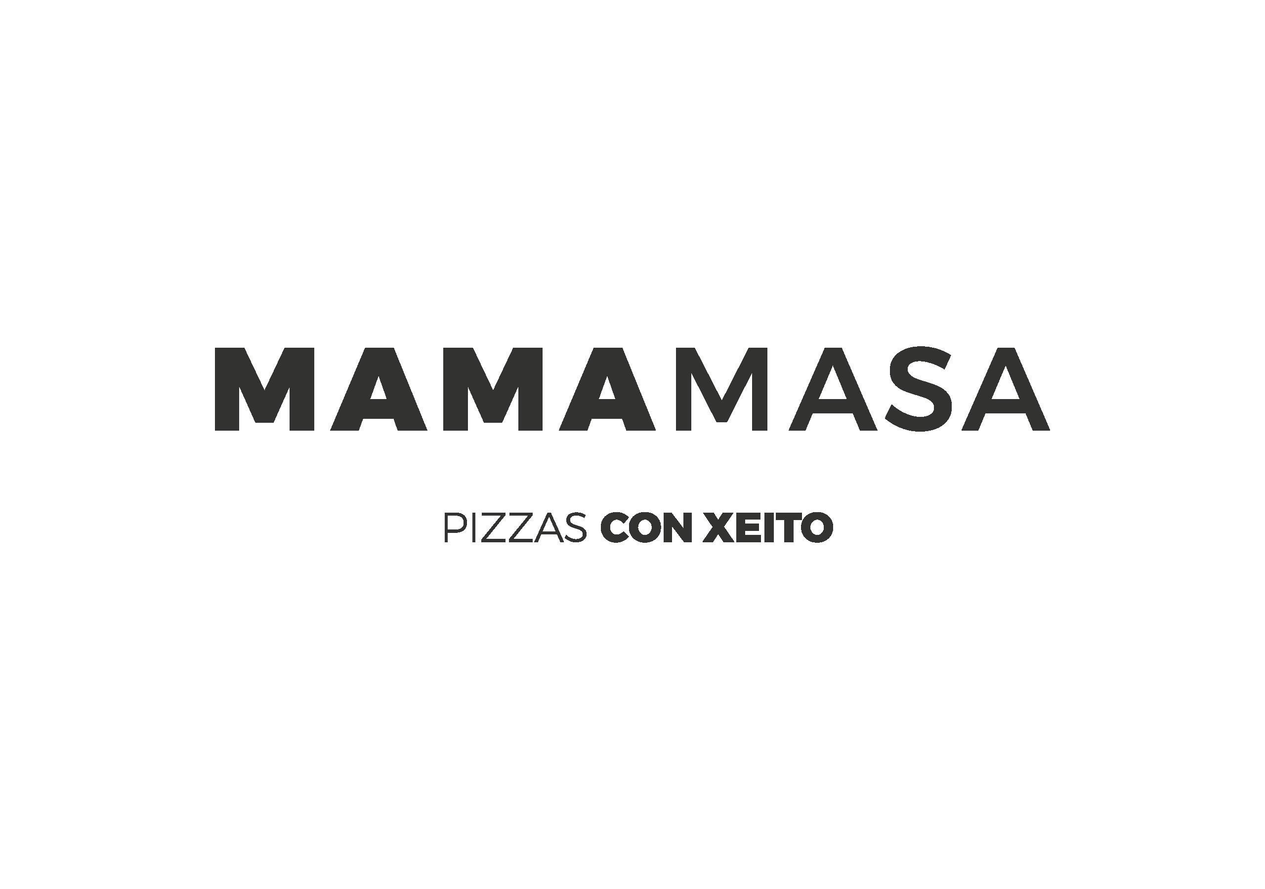 Mamamasa, pizzas con Xeito Anónimo Advertising