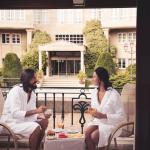 Reportaje fotográfico Gran Hotel Los Abetos Anónimo Advertising